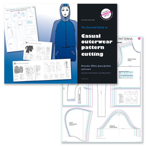Essential Guide: Casual Outerwear Patterncutting 1