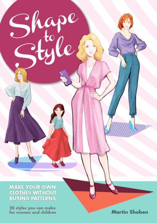 Shape to Style book