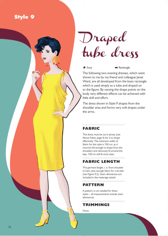 Shape to Style - Make Your Own Clothes Without Buying Patterns 4