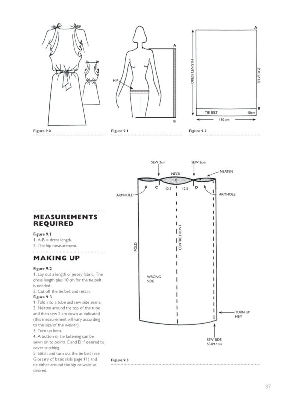 Shape to Style - Make Your Own Clothes Without Buying Patterns 5