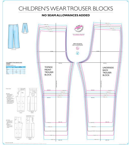 SFM Childrens Wear Block