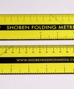Shoben Folding Metre Stick 13