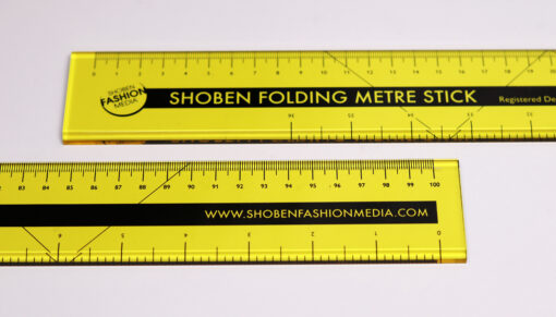 Shoben Folding Metre Stick 5