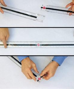 Folding Metre Stick